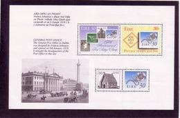 UUU15  IRLAND 1990 MH - BLATT ** Postfrisch Siehe ABBILDUNG - 1949-... Republik Irland
