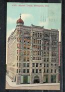 Etats Unis. Minneapoliss. Masonic Temple - Minneapolis