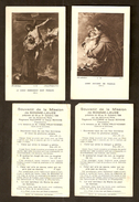 Images Pieuses - Souvenir De La Mission De SOMME-LEUZE - 1933 - Devotion Images