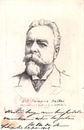 D. CAMPOS SALLOS- PRESIDENTE GAR DOS E.U. DO BRASIL - Personajes