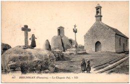29 BRIGNOGAN - La Chaelle Pol   (Recto/Verso) - Brignogan-Plage