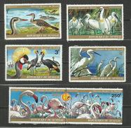 Sénégal POSTE AERIENNE N°134 à 139 Neufs** Cote 19.25 Euros - Senegal (1960-...)