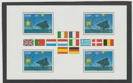 UUU18  IRLAND 1992 Michl 810 MH - BLATT ** Postfrisch Siehe ABBILDUNG - Ungebraucht