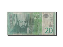 Serbie, 20 Dinara, 2006, KM:47a, B - Serbie