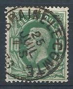 N°30, 10c Vert Càd BRAINE-LE-COMTE - 1869-1883 Léopold II