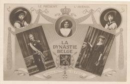 BELGIQUE / BELGIE /  LA FAMILLE ROYALE / DE KONINKLIJKE FAMILIE / ALBERT I EN ELISABETH - Familles Royales
