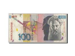 Slovénie, 100 Tolarjev, 1992, KM:14A, 1992-01-15, B - Slovénie