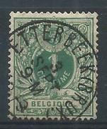 N°26, 1c Vert Càd ETTERBEEK(BRUX) - 1869-1883 Léopold II
