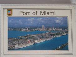 MIAMI  LE PORT - Miami