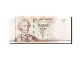 Transnistrie, 1 Ruble, 2007, KM:42, 2007, NEUF - Billets