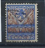 Pays Bas N° 198 Obl (FU) 1927 - Armoiries De Provinces - 1891-1948 (Wilhelmine)