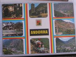 ANDORRA  8 VUES - Andorre