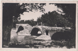 CPSM 34. Saint Thibéry. Le Pont Romain - Other Municipalities