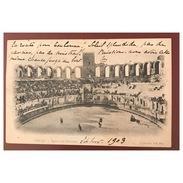 Arles  Course De Taureaux  20  Collections ND      Précurseur - Arles