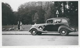SUPERBE OLD TIMER - VIEILLE AUTOMOBILE - PHOTO DE 11 / 6.6 Cm - Voitures De Tourisme