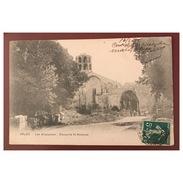 Arles   Les Aliscamps  Chapelle St Honorat    Précurseur - Arles