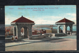 Etats Unis. Kansas City. Observation Point And West Bottoms - Kansas City – Missouri