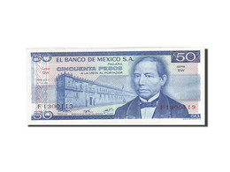 Mexique, 50 Pesos, 1969-1974, 1973-07-18, KM:65a, SUP - Mexique