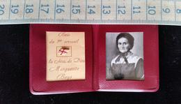 2 Reliques , Marguerite Bays, Bois Du 1er Cercueil Et Parcelles Du 1er Cercueil - Religion & Esotérisme