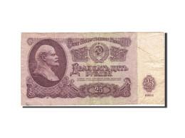Russie, 25 Rubles, 1961, KM:234a, 1961, TB - Russie