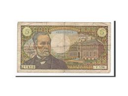 France, 5 Francs, 1970-01-08, KM:146b, TB, Fayette:61.12 - 1962-1997 ''Francs''