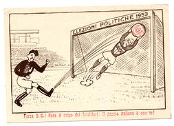 Elezioni Politiche 1953 - Political Parties & Elections