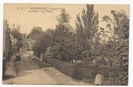 """ANNAPPES - Grand'Rue Et Villa """"Le Près"""" - Villeneuve D'Ascq"""