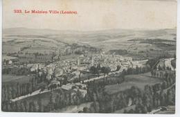 LE MALZIEU VILLE - Autres Communes