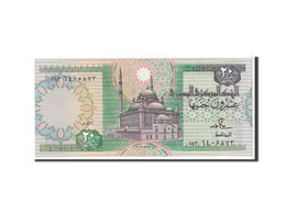 Égypte, 20 Pounds, 1986, KM:52b, NEUF - Egipto