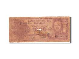 Paraguay, 1000 Guaranies, 1997-1998, 1998, KM:214a, B - Paraguay