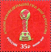 Russia. 2017  FIFA Confederations Cup Russia 2017. - Football