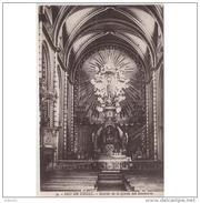 LRDTP8180CPA-LFTD4522TBES.Tarjeta Postal De Lerida.ARTE.esculturas,contrucciones.IGLESIA DEL SEMINARIO.SEO DE URGEL. - Esculturas