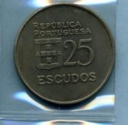 1983  25  ESCUDOS - Portugal