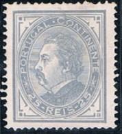 Portugal, 1905, # 53 Dent. 13 1/2, Reimpressão, MNG - Nuovi