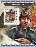 Solomoneilanden / Solomon Islands - Postfris / MNH - Sheet Paul Gauguin 2016 - Solomoneilanden (1978-...)