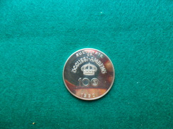 Sultanato De Ambeno-Ocussi   KM: X#1 100 Dolares Plata - Specimen