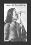 INDIENS AMÉRIQUE DE NORD - INDIEN DE LA TRIBUE DES ARAPAHO 1899 - Indiens De L'Amerique Du Nord