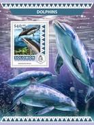 Solomoneilanden / Solomon Islands - Postfris / MNH - Sheet Dolfijnen 2016 - Solomoneilanden (1978-...)