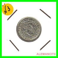 """FERNANDINO   """" SILVER """"  MONEDA REPLICA """" S/C 7,60 GRS  PLATA 22 MM - Monedas"""