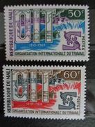 MALI  Y&T N° 116 & 117 ** - Mali (1959-...)