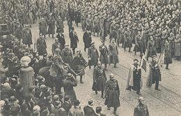 BELGIQUE / BELGIE / BRUXELLES / BRUSSEL / FUNERAILLES DU ROI ALBERT I EN 1934 - Case Reali