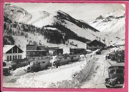 Auron - Station Estivale Et De Sports D'hiver Gare Télépheriques Parking Des Autocars - Vallauris