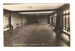 Carte Photo  Sussex ARUNDEL Tortington Salle De Récréation Recreation Hall - Arundel