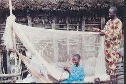 °°° 1689 - BENIN - CITE LACUSTRE DE GANVIE - LAC NOKOUE - 1996 °°° - Benin