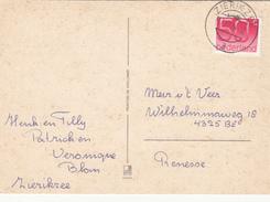 Ansicht 17 Dec 1984 Zierikzee 3 (openbalk) - Postal History