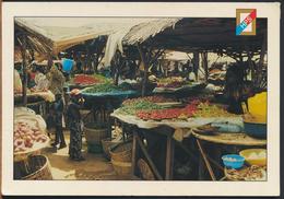 °°° 1691 - BENIN - LE MARCHE AUX LEGUMES °°° - Benin