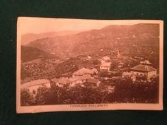 Cartolina Torrazza Pallareto Genova Viaggiata 1938 Piccolo Strappo In Basso A Sinistra Formato Piccolo - Genova