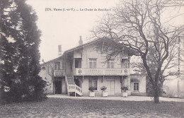 Cpa Vern (35) - Le Chalet De Bouillant - Francia