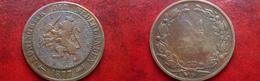 Pays Bas - 2 1/2 Cent 1877 - [ 3] 1815-… : Royaume Des Pays-Bas