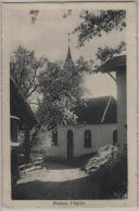 Huemoz - L'Eglise (VD) - Photo: B. Denereaz No. 8026 - VD Vaud